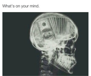 money, funny, and true image