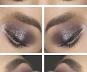 makeup, smokey eye, and linda hallberg image