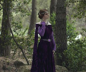 medieval, dress, and elven image