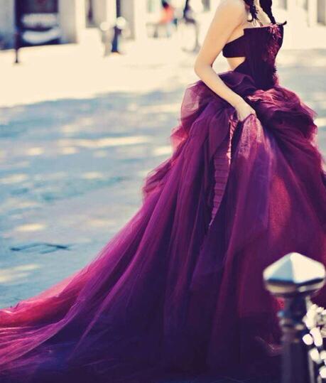 dress, fashion, and purple image