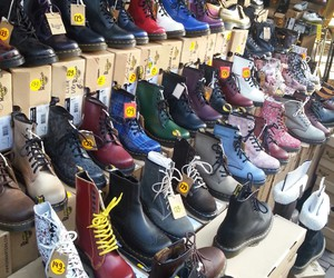 boots, cool, and dr martens image