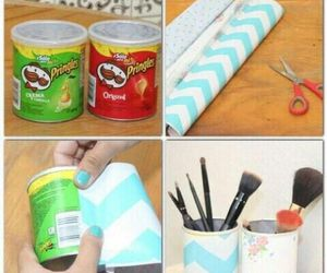 diy, pringles, and ideas image