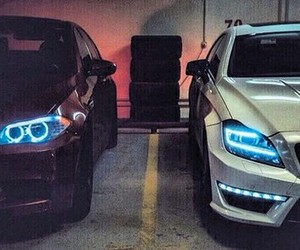 bmw, car, and m5 image