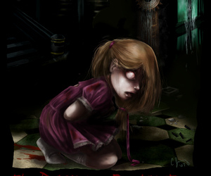 bioshock and little sister image