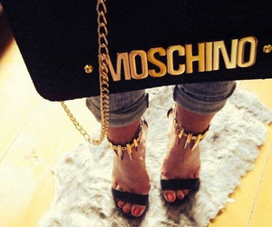 Moschino, fashion, and girl image