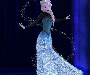 frozen, elsa, and arendell image