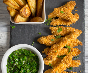 Chicken and chimichurri image