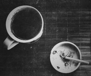 cigarettes and coffee image
