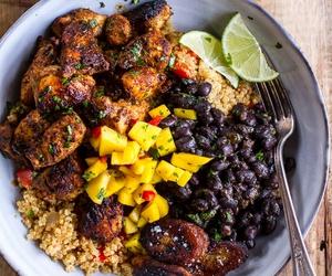 food and quinoa image