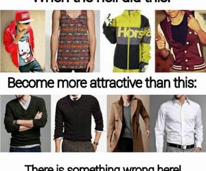 boy, attractive, and men image