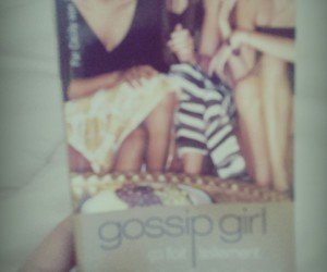 gossip girl, ong, and 1 image