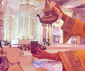 tea, morocco, and luxury image
