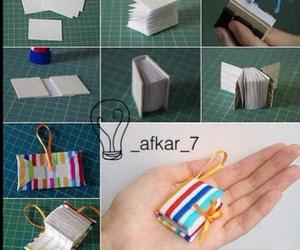 diy, book, and tutorial image