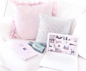 bedroom, girly, and ikea image