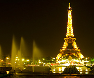 dreams, eiffel tower, and fountain image