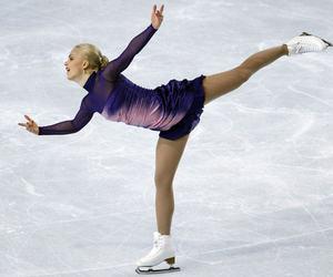 ice skating and kiira korpi image
