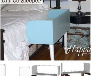 diy, for baby, and co-sleeper image