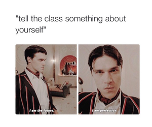 funny, ahs, and lol image