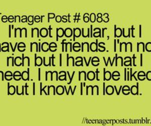 friends, quote, and teenager post image