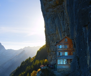 mountains, beautiful, and beauty image