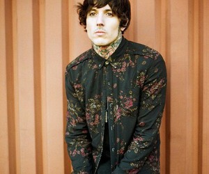 bmth, oliver sykes, and band image