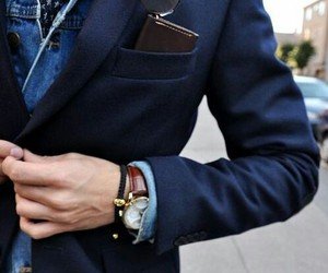 men, style, and suit image