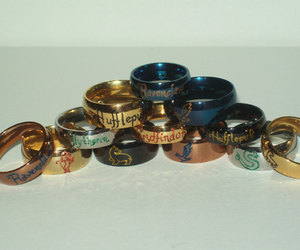 esty, harry potter, and jewelry image