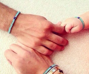 bracelets, family, and pretty image