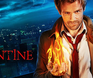 Constantine, space, and serie image