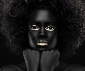 Super black people