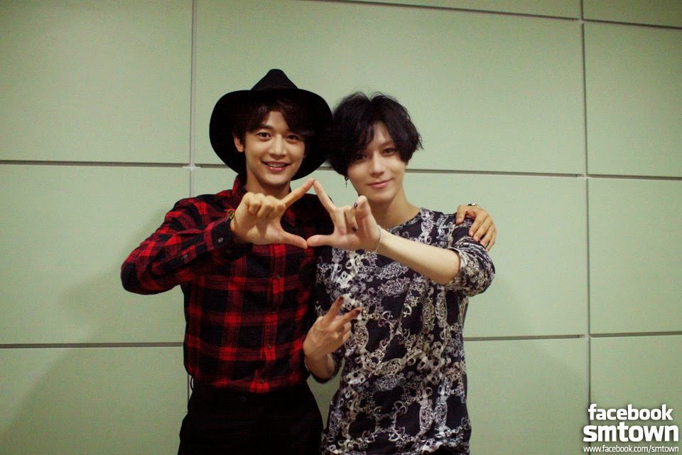 Taemin, Minho, and SHINee image