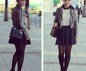 outfit, style, and woman image