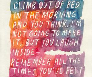 quote, charles bukowski, and life image