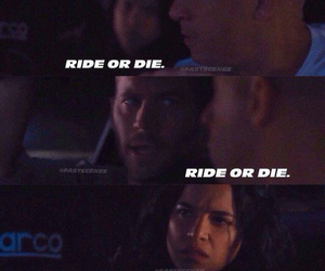 the best movie, fast furious, and ride or die image