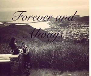 always, forever, and justinbieber image