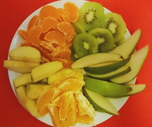 food, fruit, and yum image