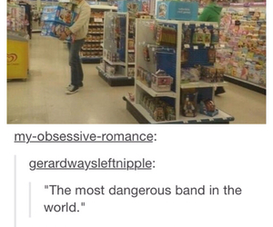 funny, mcr, and my chemical romance image
