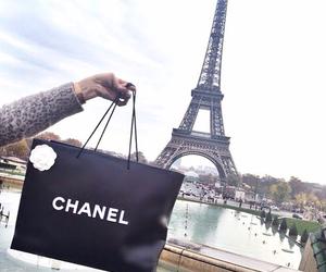 chanel, paris, and luxury image