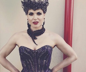 ursula, once upon a time, and evil queen image