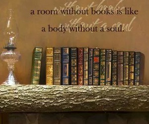 books, reading, and soul image