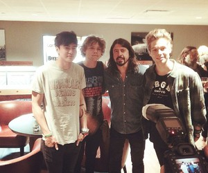 5sos, calum hood, and luke hemming image