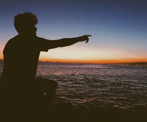 jc caylen and sunset image