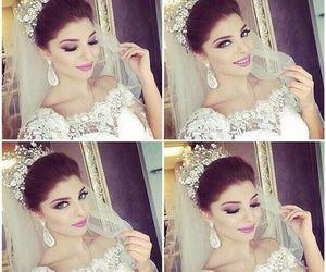 wedding and makeup image