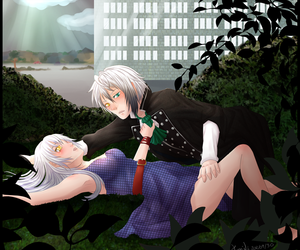 lysander, amour sucré, and sweet amoris image