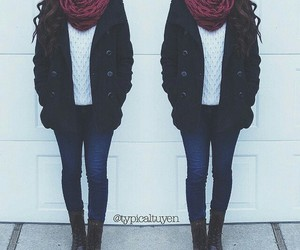 winter and fashion image