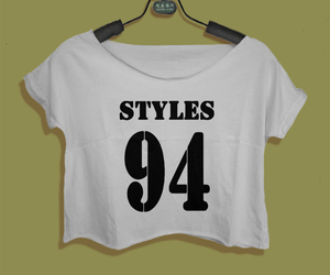 one direction, Harry Styles, and harry styles crop top image
