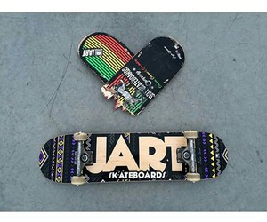 colours, cool, and skate image