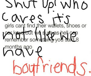 funny, girl, and relationships image