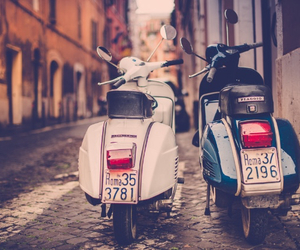 love, vintage, and italy image