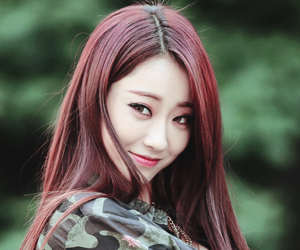 nine muses and kyungri image